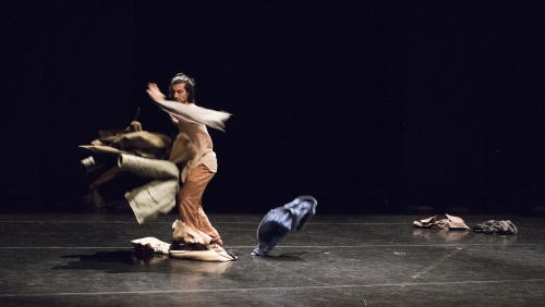 """rasa sayang"" Exerzitium Pina Bausch Theater B.A. Students Folkwang Universität"